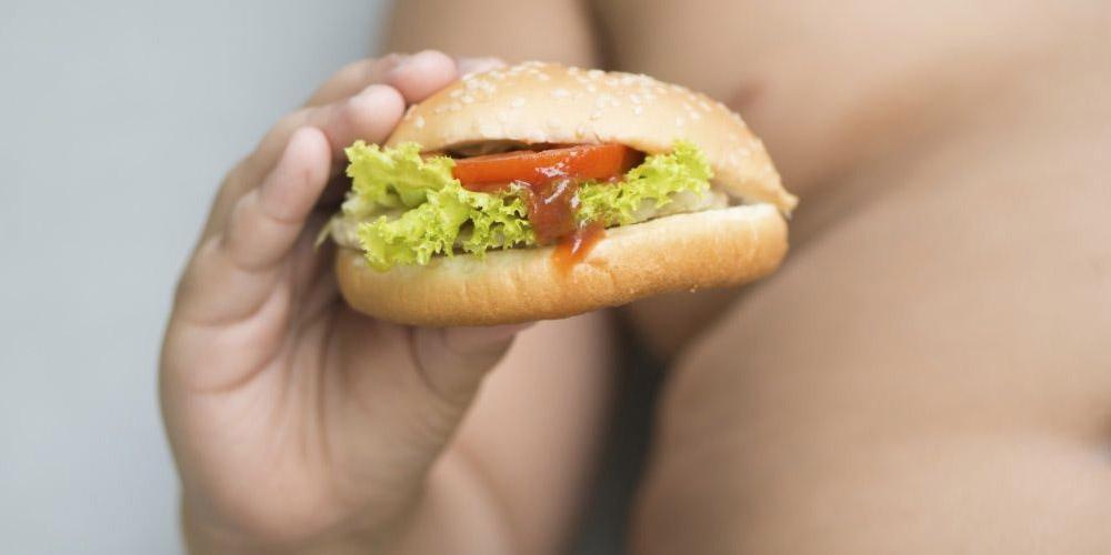 Детское ожирение тянет за собой череду взрослых заболеваний