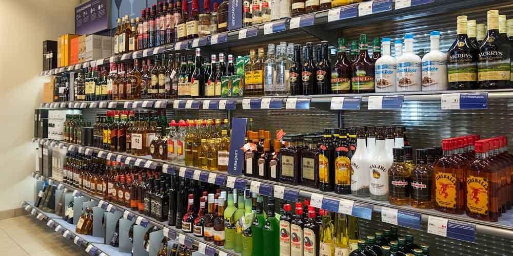 На фоне коронавируса в Швеции вырос спрос на алкоголь