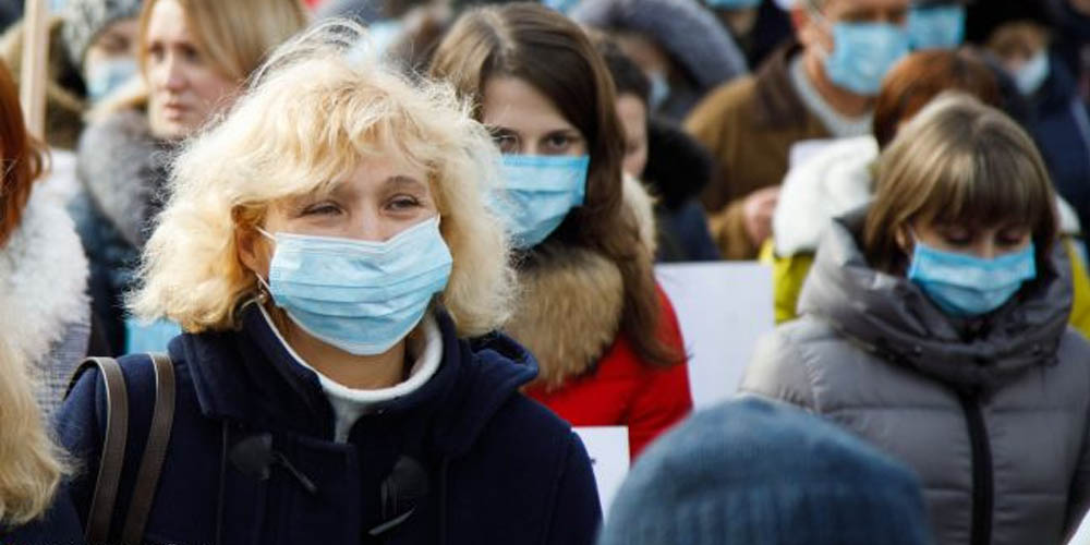 В Европе снижается активность гриппа