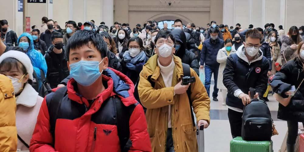 В Китае впервые не произошло ни одного нового внутреннего заражения Covid-19
