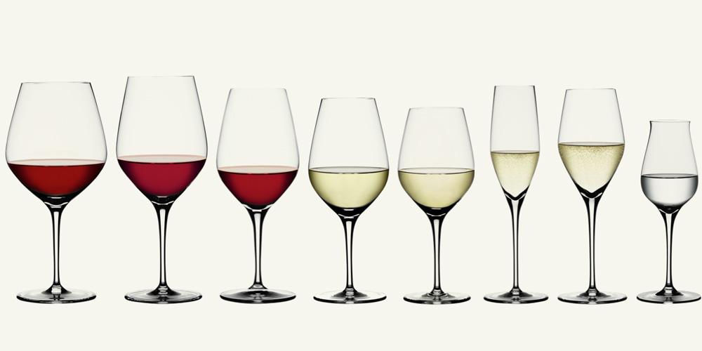 Размер бокала влияет на количество выпитого вина – исследование