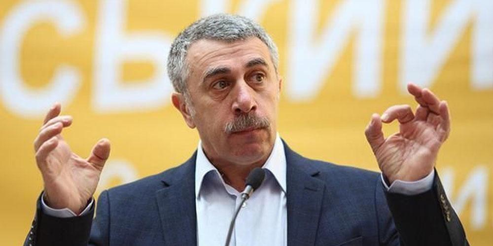 Евгений Комаровский: «Защищаясь отгриппа, выодновременно защищаетесь откоронавируса»