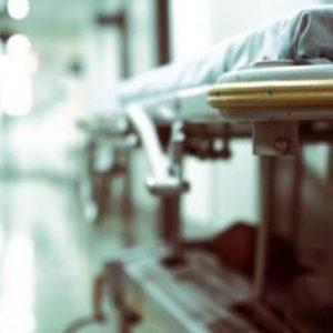 Лікарняне ліжко