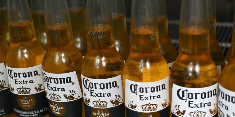 В США перестали покупать пиво, созвучное со словом «коронавирус»
