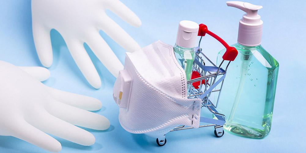 Как продезинфицировать пищевые продукты из магазина