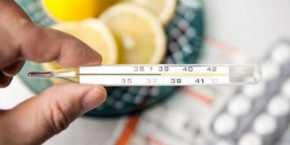 В Україні знову зростає захворюваність на грип та ГРВІ