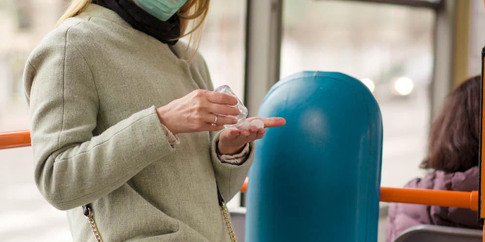 Чому ми хворіємо, або Як вірус грипу потрапляє в організм