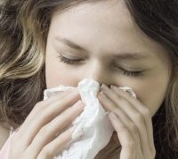 За прошедшую неделю острой респираторной вирусной инфекцией заболело более 75 тысяч украинцев