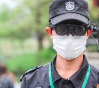 Разработали умные очки, которые помогут выявлять больных коронавирусом