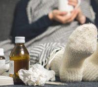 В Европе преобладает фоновый уровень гриппоподобных заболеваний
