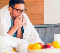 В Україні за тиждень на ГРВІ захворіло 40 тисяч людей