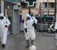 Во Франции спорят о целесообразности дезинфекции улиц в борьбе с коронавирусом