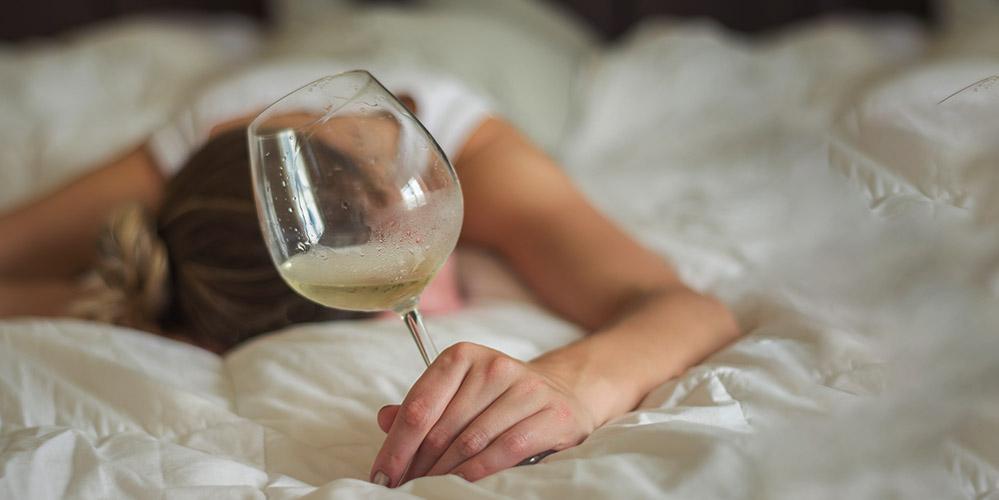Алкоголь при гриппе и ОРВИ: польза и вред