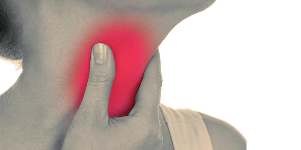 Першіння у горлі небезпечний симптом: причини