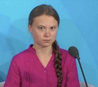 Грета Тунберг жертвует $100 тысяч на борьбу с коронавирусом