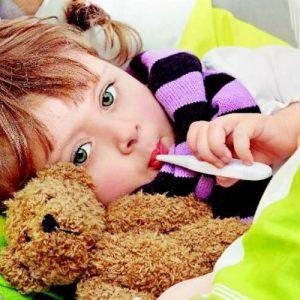 ОРВИ у детей: не так страшна частота, как тяжесть течения заболевания