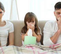 Острые респираторные инфекции не покидают Европу
