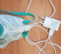 ВИзраиле создали защитную маску сподзарядкой отсмартфона