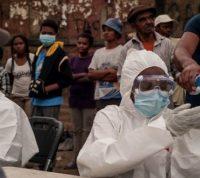 Коронавирус набирает обороты в Африке