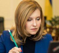 Первая леди Украины попала в больницу с пневмонией средней тяжести