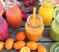 Фруктовые соки формируют у дошкольников привычку правильно питаться