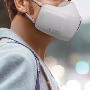 Создали маску, которая действует как домашний очиститель воздуха