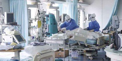 У людей, одночасно інфікованих грипом і COVID-19, вища ймовірність смерті
