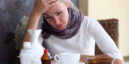 С начала года грипп и воспаление легких унесли больше жизней украинцев, чем коронавирус