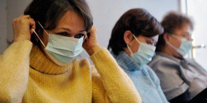 Вчені: грип впливає на поширення коронавірусу