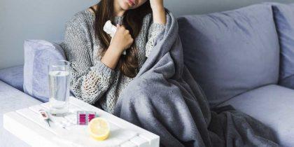 В Украине в течение недели заболели гриппом и ОРВИ 145 тысяч человек