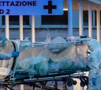 В Испании количество заболевших превысило один миллион