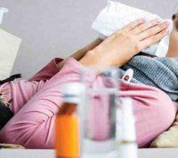 У Донецькій та Сумській областях перевищено епідпоріг захворюваності на грип та ГРВІ