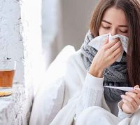 ОРВИ и грипп в Украине: за неделю заболело более 163 тысяч человек