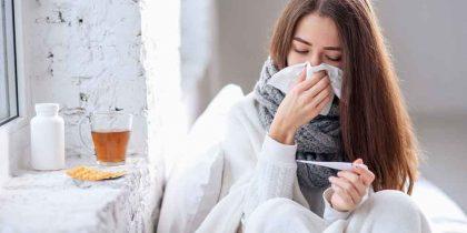 ГРВІ та грип в Україні: за тиждень захворіло більше 163 тисяч осіб