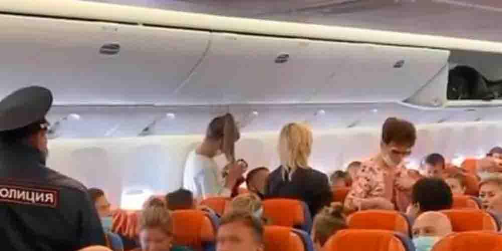 Новое исследование в США: риск заражения коронавирусом на борту самолета крайне низкий