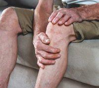 Куркума снимает боль в коленном суставе