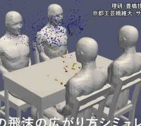 Исследователи определили безопасные места за столиками в ресторанах в условиях коронавируса