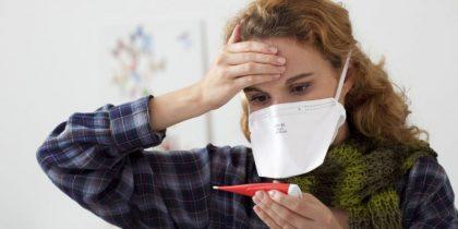 Активність грипу в Європі тримається на фонових рівнях