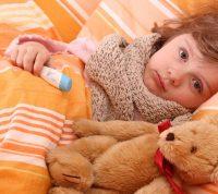 Метапневмовірусна інфекція у дітей: клінічні особливості та лікування