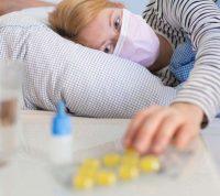 За минулий тиждень в Україні - 164,5 тисячі хворих на ГРВІ