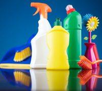 Дезинфицирующие средства влияют на воздух в помещении