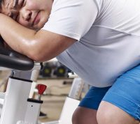 Больше половины населения Китая страдает от избыточного веса