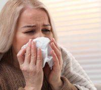 В Украине за неделю более 170 тысяч больных ОРВИ