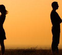 Из-за развода страдает здоровье