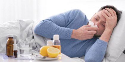 Заболеваемость гриппом снизилась, но вирус не исчез