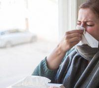 В течение недели в Украине ОРВИ заболело почти 126 тысяч человек