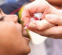 В Индии вместо капель от полиомиелита детям дали дезинфицирующее средство