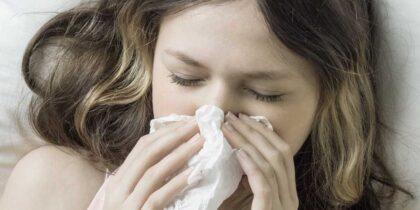 В течение прошлой недели ОРВИ заболело более 170 тысяч жителей Украины