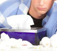У Європі майже 600 осіб захворіли на грип, в США від грипу померла дитина