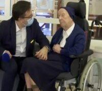 116-летняя француженка успешно переболела COVID-19